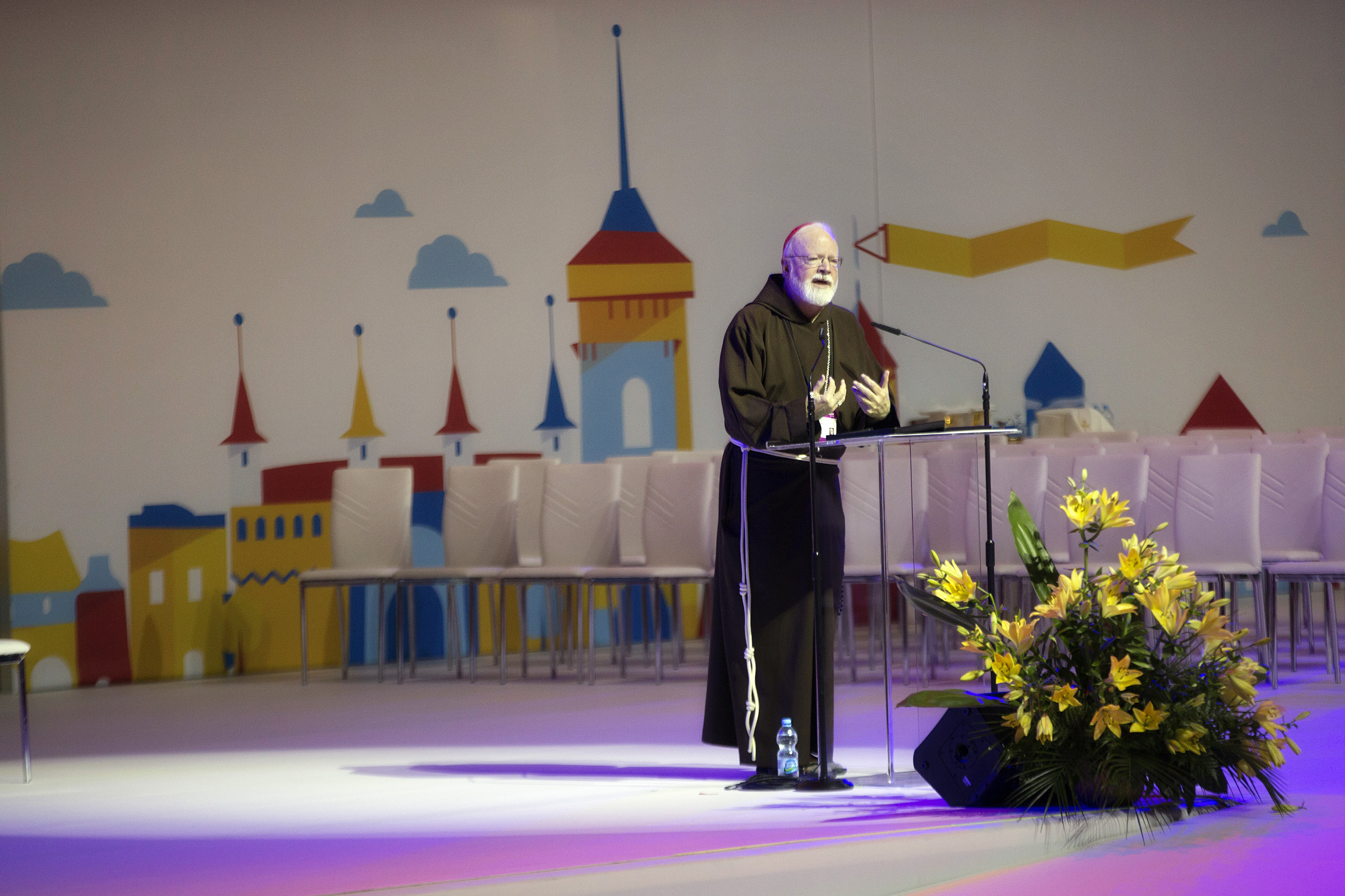 Cardinal O'Malley of Boston