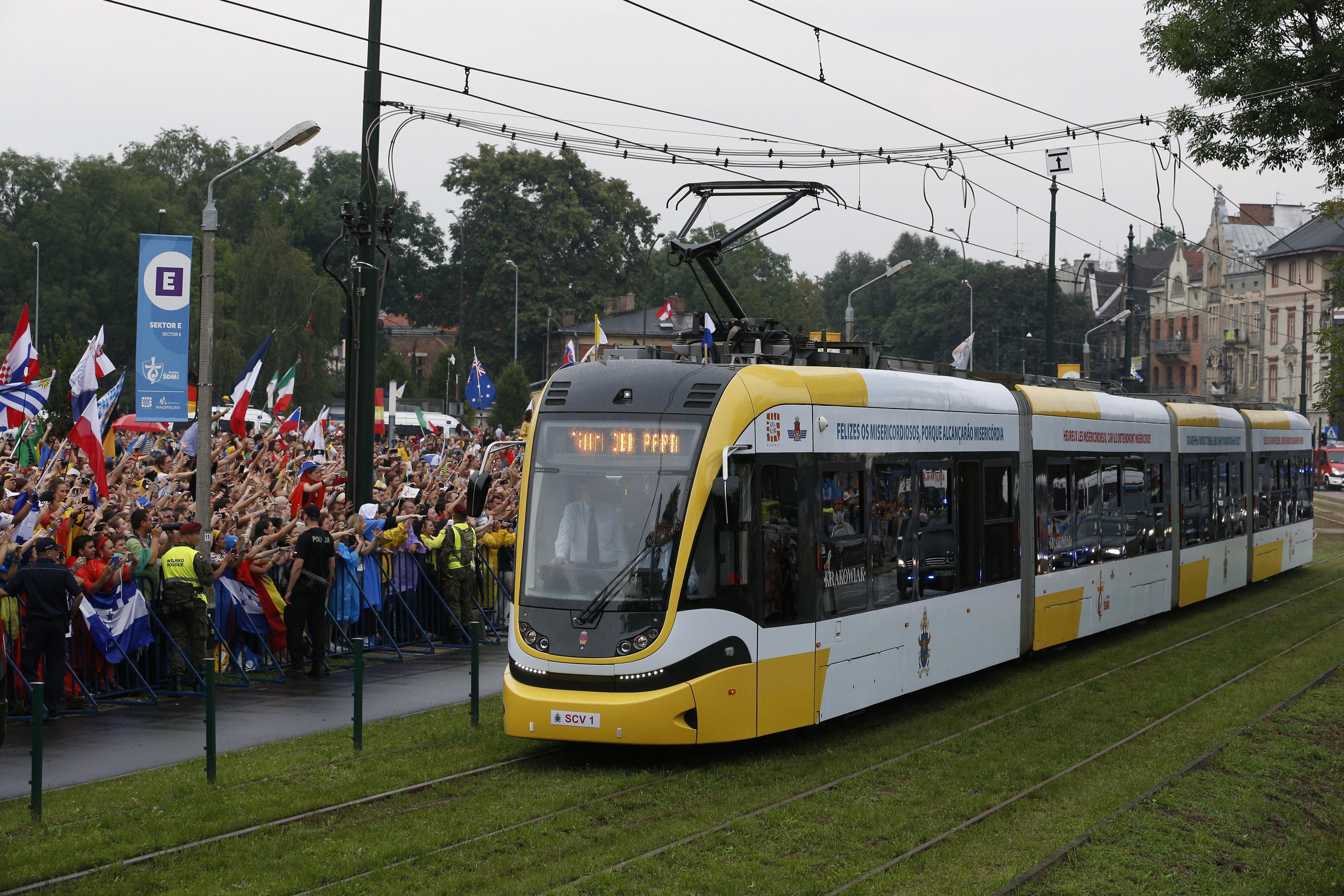 WYD Tram
