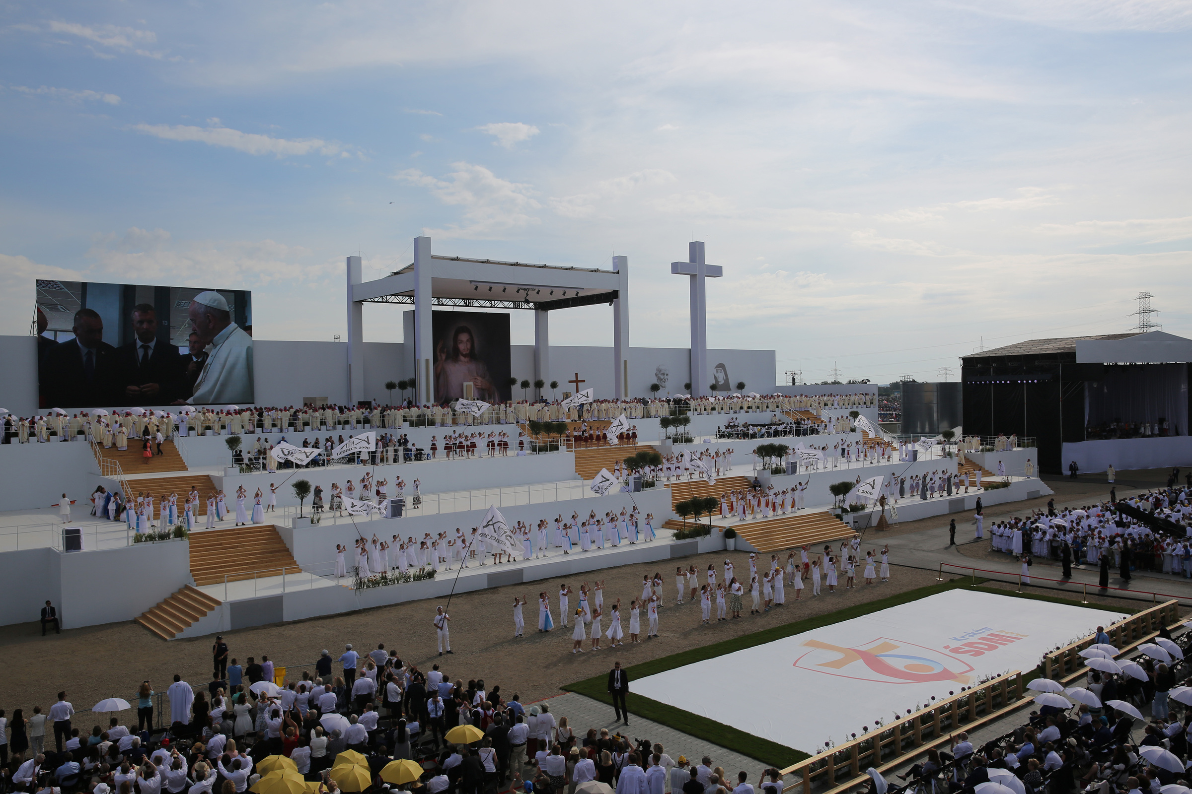 WYD closing Mass