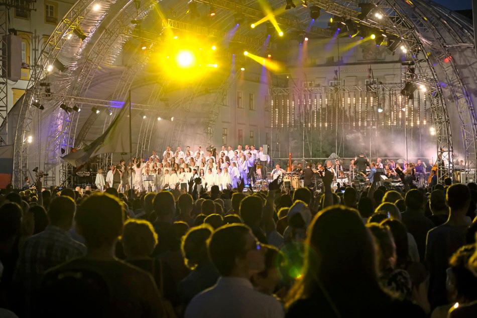 Music Festival in Krakow