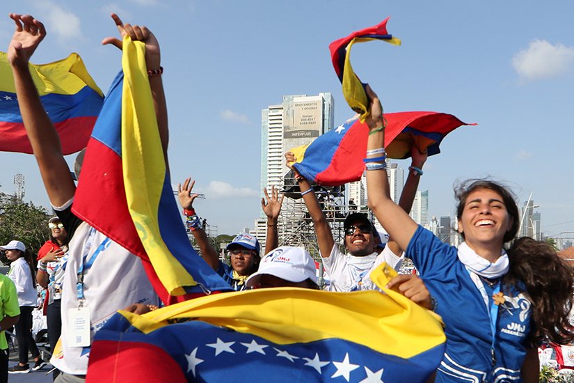 Venezuela youth