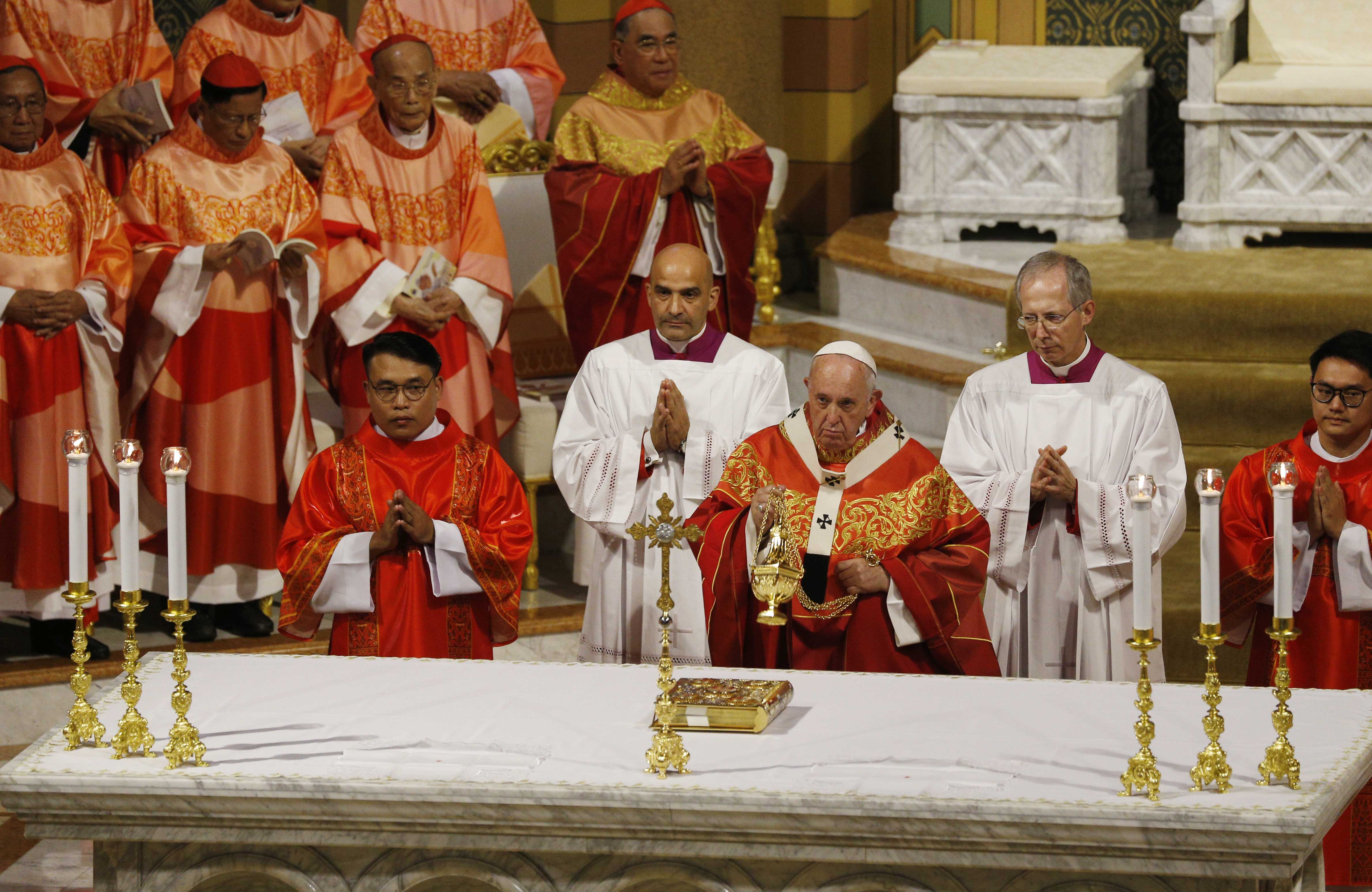 POPE-THAILAND