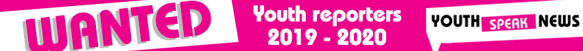 Apply to Youth Speak News