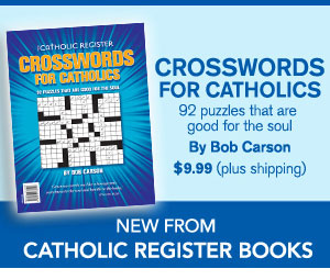 Crosswords for Catholics by Bob Carson