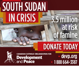 Development and Peace - South Sudan in Crisis: Donate Today!