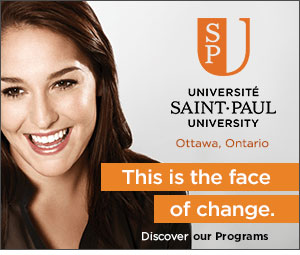 Saint-Paul University - This is the face of change