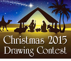 The Catholic Register's Annual Christmas Drawing Contest - Click for details
