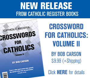 Catholic Register - Crosswords Vol II big box