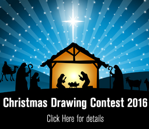 Catholic Register - Christmas Drawing Contest 2017