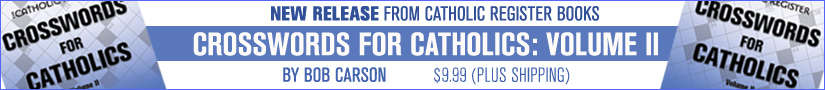 Catholic Register - Crosswords Vol II banner