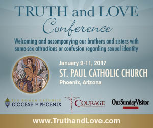 Truth and Love Conference - Courage international (Dec. 1-25)