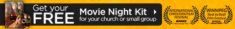 Get your FREE Movie Night Kit for your church or small group