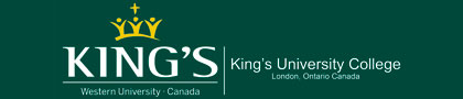 King's University College (Higher Ed Sponsor)