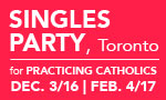 Singles Party (Oct 20-Nov 20, 2016)