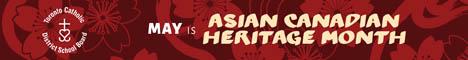 Asian Heritage TCDSB