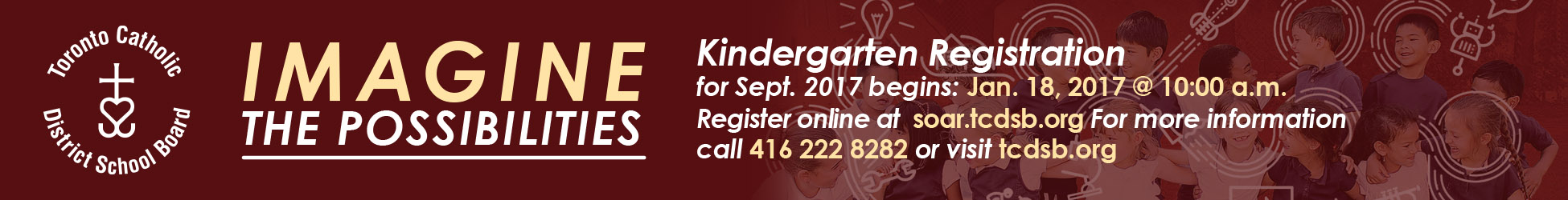 TCDSB - kindergarten (Dec/Jan 2016/17)