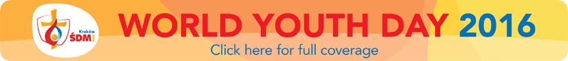 WYD2016 - front banner