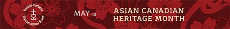 TCDSB - Asian Heritage (May 2017)