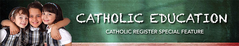 catholic education banner web