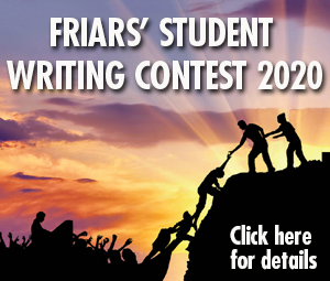 Friars Writing Contest 2020