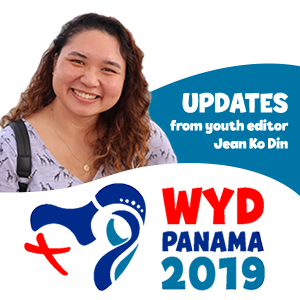 Updates from Jean Ko Din in Panama World Youth Day 2019