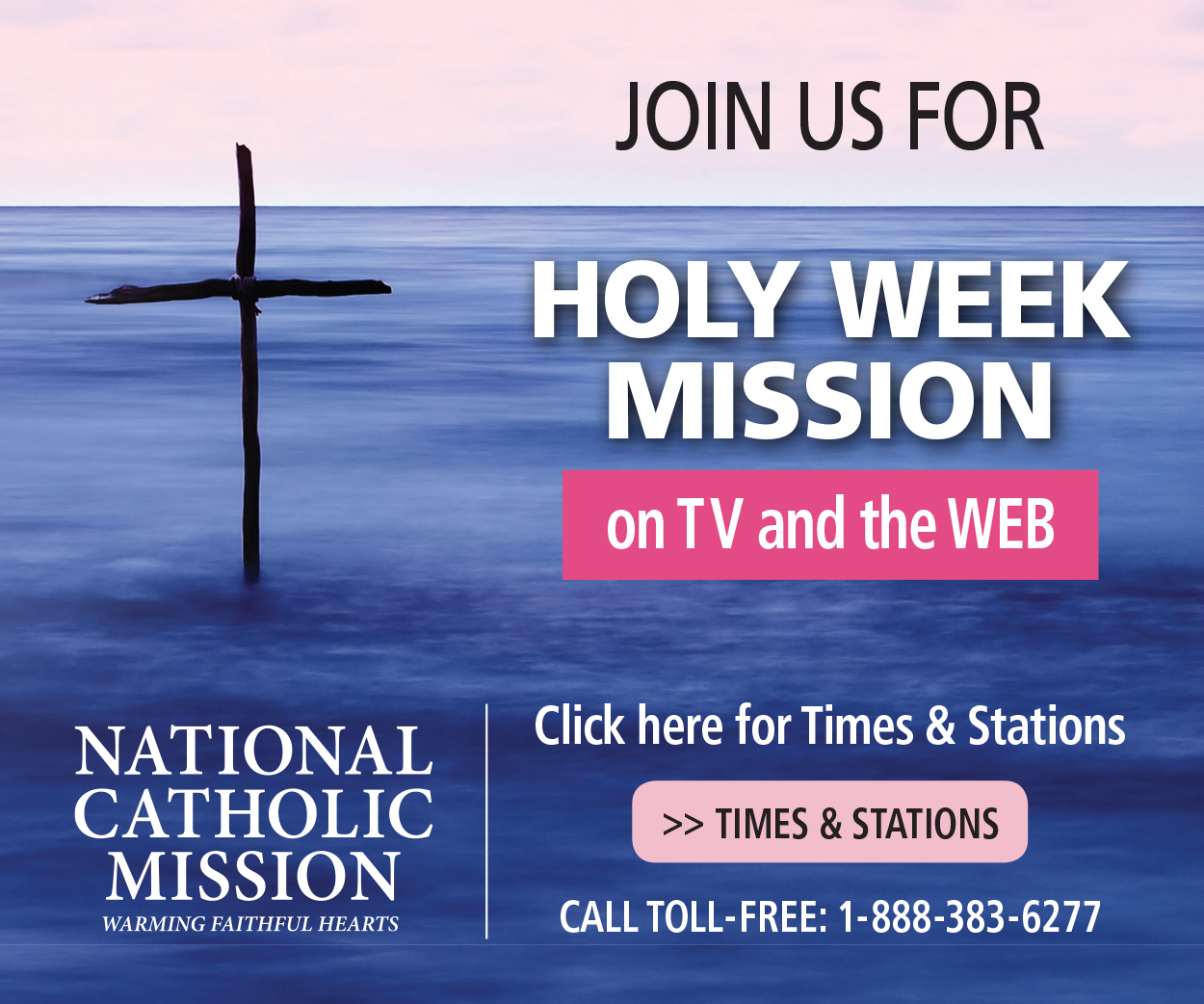 Holy Week Mission - National Catholic Mission