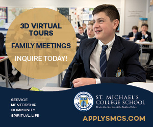Apply to St. Michael's College School Today