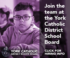 YCDSB Job Opportunities
