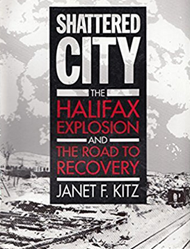 Shattered city book halifax explosion