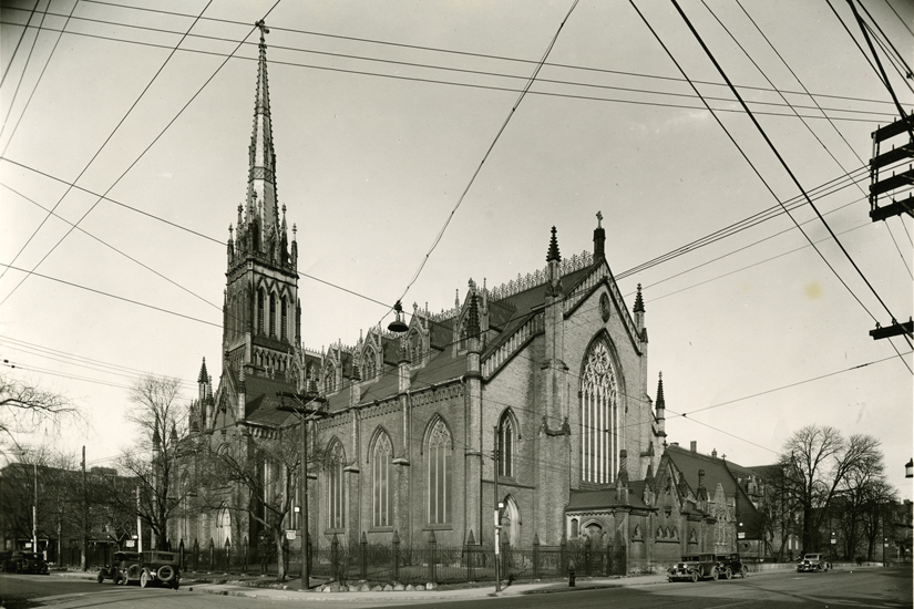 (Photo courtesy of Archives of the Roman Catholic Archdiocese of Toronto)