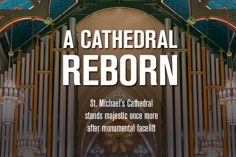 A Catholic Register Special: A Cathedral Reborn