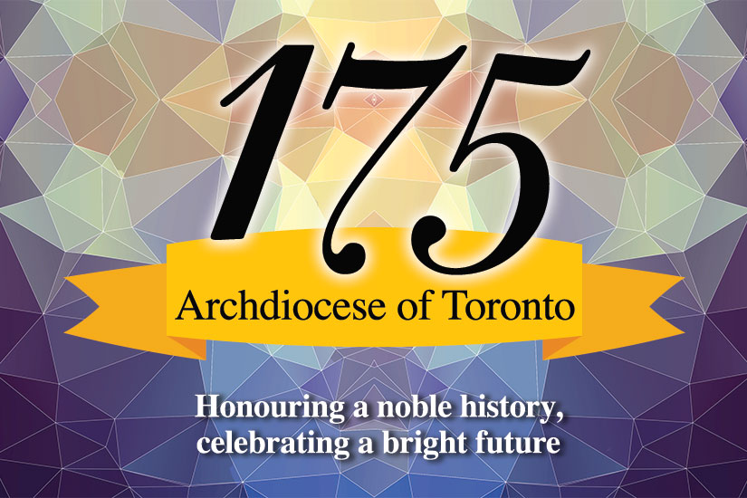 The Archdiocese of Toronto celebrates 175 years of history.