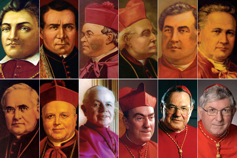 From Bishops Power to Collins, 175 years of faithful leadership