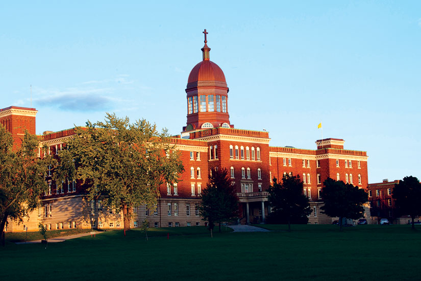 St. Augustine's Seminary ensured a healthy Church