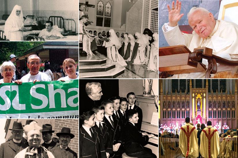 The story of faith: a timeline
