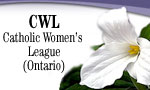 CWL - Catholic Women's League