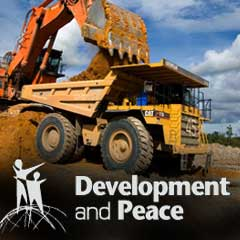 Development and Peace mining
