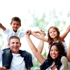 This  election  campaign, political parties are offering a variety of  incentives for  middle-class families. (Photo courtesy of  iStockphoto.com)
