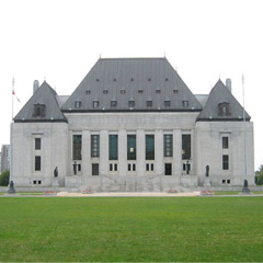 Two Supreme Court of Canada judges have announced they will step down at the end of August