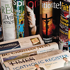 Christian publications