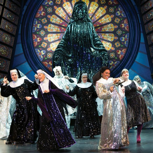 Sister Act has taken over the Ed Mirvish Theatre in Toronto and will run until Nov. 4.