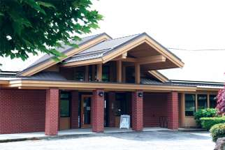 The Irene Thomas Hospice in Delta, B.C.