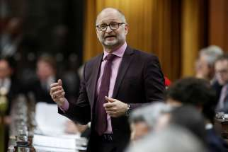 Canadian Minister of Justice and Attorney General David Lametti is the architect of changes to the law governing medically-assisted death.