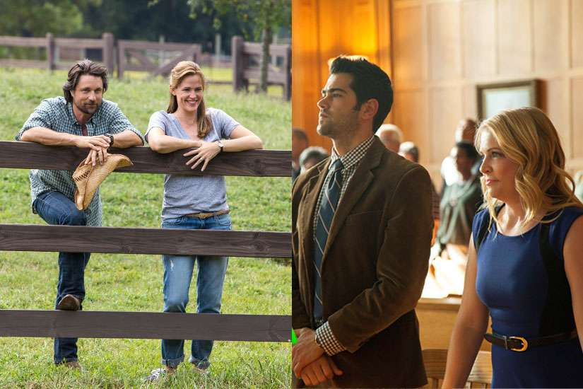 Melissa Joan Hart plays Grace Wesley in 'God's Not Dead 2' and Jennifer Garner and Martin Hnderson stars in 'Miracles from Heaven'