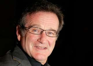 Actor Robin Williams is seen in this 2007 file photo. He was found dead Aug. 11 at his home in Northern California from an apparent suicide, the Marin County Sheriff's Office said.