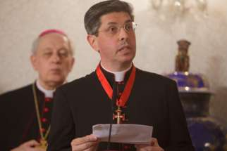 Archbishop-designate Bettencourt served as assistant personal secretary to Pope Benedict XVI and continued as Pope Francis' secretary when the new Pope was elected in March 2013. He was honoured in his hometown, Velas, Portugal in 2015.