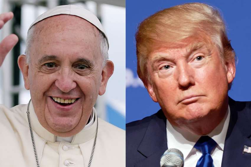 The White House confirmed May 4 that President Donald Trump will visit the Vatican May 24 as part of his first foreign trip as president.
