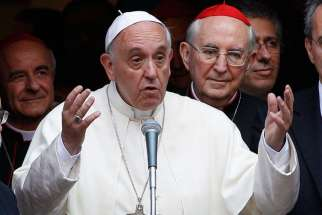 Pope: Corruption is easiest 'sin at fingertips' of anyone with power