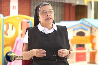 Sister Nora Valencia of the Franciscan Missionary Sisters of Jesus has been the director of Santa Clara Foundation in Santiago de Chile since 2008.