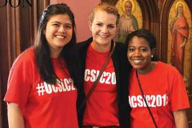 Youth leadership conference celebrates Catholic education